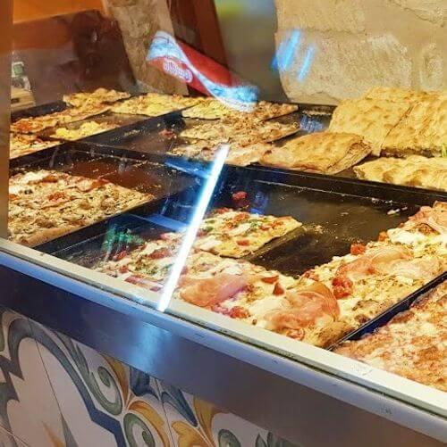 義大利蘭佩杜薩島 Isola di Lampedusa 必吃 -Pizzeria a Taglio Papadoc