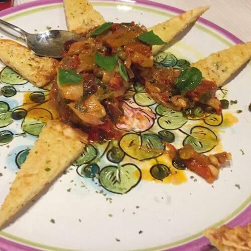 義大利米拉佐 Milazzo (西西里語 Milazzu) 必吃 - Malvasia Pane Cunzatu & Restaurant
