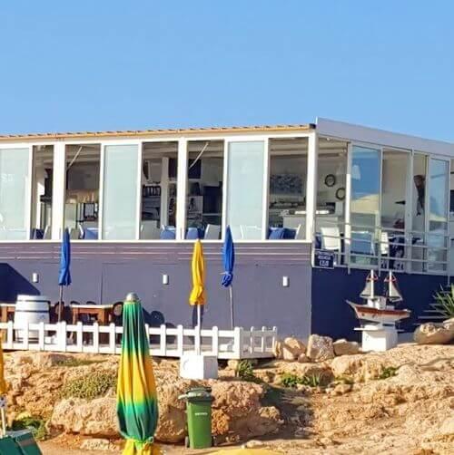 義大利蘭佩杜薩島 Isola di Lampedusa 必吃 -Baia del Sol