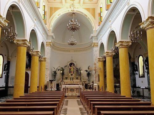 義大利利帕里島 ISOLA DI LIPARI 必玩 - Basilica San Cristoforo 聖克里斯托福羅小教堂
