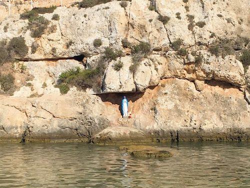 義大利蘭佩杜薩島 Isola di Lampedusa 必玩 - Spiaggia di Cala Madonna 卡拉·麥當娜海灘