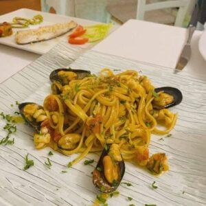 義大利陶爾米納 Taormina (西西里語 Taurmina) 必吃 - Ristorante Aranciara