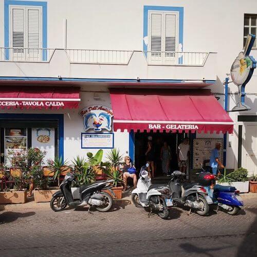 義大利蘭佩杜薩島 Isola di Lampedusa 必吃 -Bar dell'Amicizia
