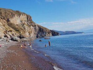 義大利利帕里島 ISOLA DI LIPARI 必玩 - Spiaggia di Valle Muria 瓦萊穆里亞