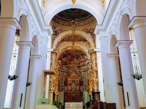 義大利阿格里真托 Agrigento 必玩 -Cattedrale di San Gerlando 阿格里真托主教座堂