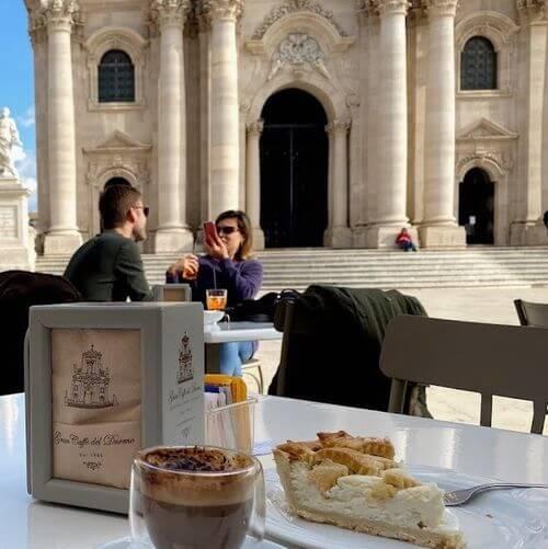 義大利錫拉庫薩 = 敘拉古 Siracusa (Syracuse) 必吃 - Gran Caffè del Duomo