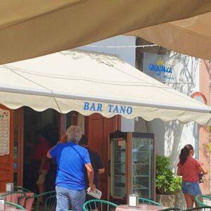 義大利利帕里島 ISOLA DI LIPARI 必吃 -Bar Tano