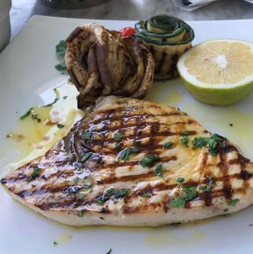 義大利陶爾米納 Taormina (西西里語 Taurmina) 必吃 - Lido La Pigna