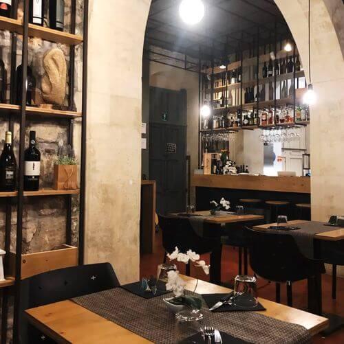 義大利錫拉庫薩 = 敘拉古 Siracusa (Syracuse) 必吃 - EVOÈ Wine Bar Shop