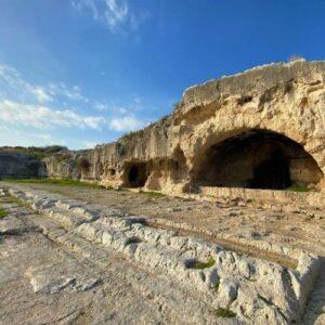 義大利錫拉庫薩 = 敘拉古 Siracusa (Syracuse) 必玩 - Parco Archeologico Neapolis 尼亞波利考古遺址公園