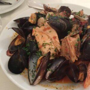 義大利陶爾米納 Taormina (西西里語 Taurmina) 必吃 - Ristorante Malvasia