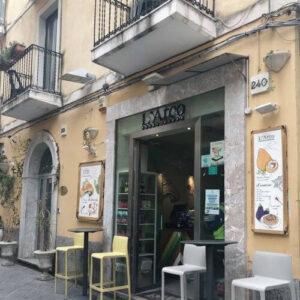 義大利陶爾米納 Taormina (西西里語 Taurmina) 必吃 - L'Arco - About Pizza
