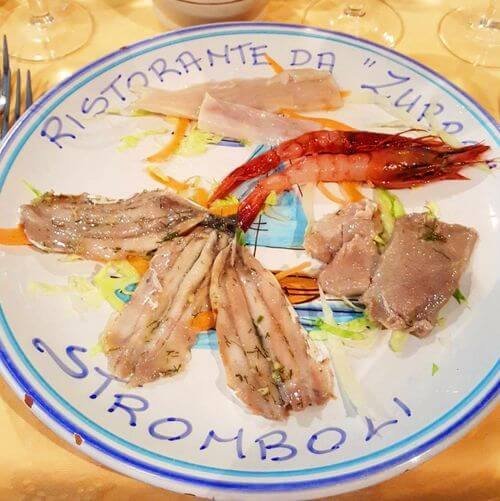 義大利斯特龍伯利島 ISOLA DI STROMBOLI 必吃 - Ristorante da Zurro