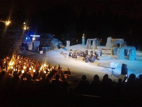 義大利錫拉庫薩 = 敘拉古 Siracusa (Syracuse) 必玩 - Teatro Greco 古希臘圓形劇場
