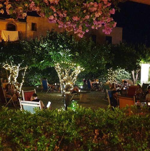 義大利利帕里島 ISOLA DI LIPARI 必吃 -Il Giardino di Lipari