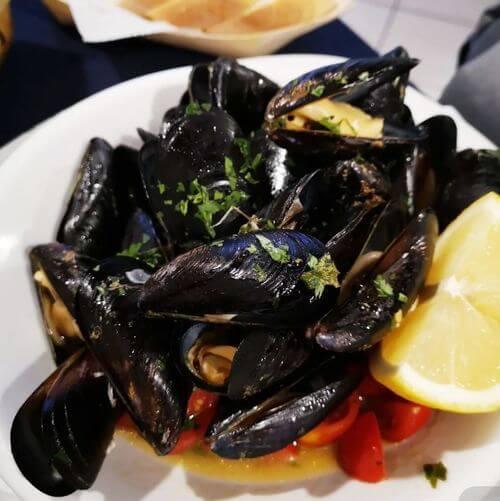 義大利錫拉庫薩 = 敘拉古 Siracusa (Syracuse) 必吃 - Ortigia Fish Bar