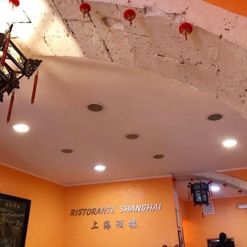 義大利錫拉庫薩 = 敘拉古 Siracusa (Syracuse) 必吃 - 上海酒樓 Ristorante Cinese Shanghai