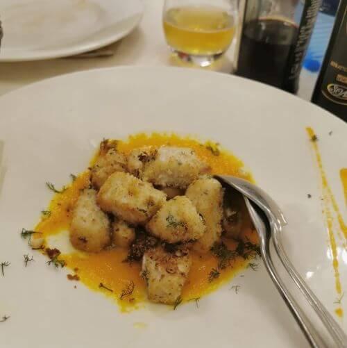 義大利陶爾米納 Taormina (西西里語 Taurmina) 必吃 - Trattoria Tiramisù