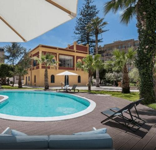 小資精選網紅飯店 - 特拉帕尼 Giardini Mon Plaisir
