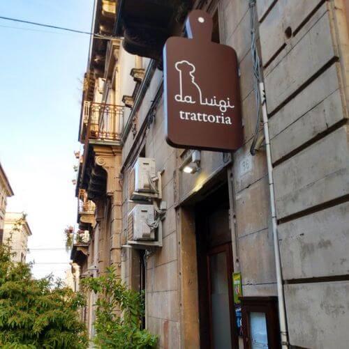 義大利拉古薩 Ragusa (西西里語 Rausa)必吃 - Trattoria da Luigi