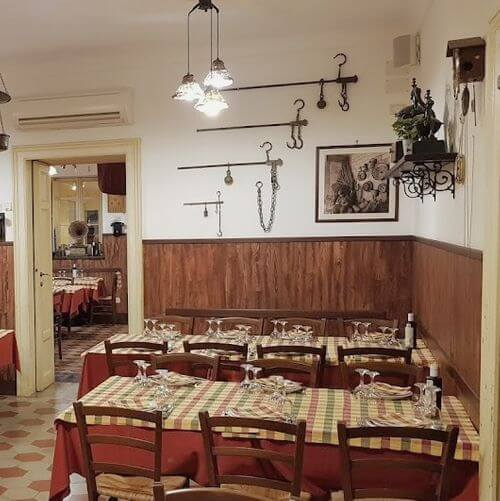 義大利莫迪卡 = 莫迪克 Modica (西西里語 Muòrica)必吃 - Osteria Dei Sapori Perduti