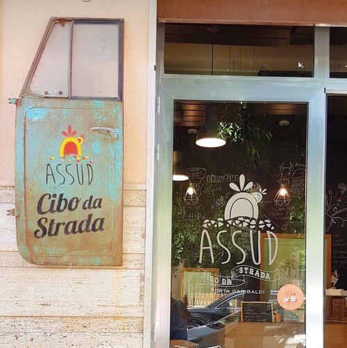 義大利馬薩拉 Marsala (西西里語 Maissala) 必吃 -Assud - Cibo da Strada