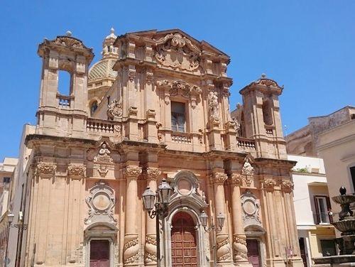 義大利馬薩拉 Marsala (西西里語 Maissala) 必玩 - Chiesa del Purgatorio 煉獄靈魂教堂