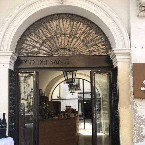 義大利莫迪卡 = 莫迪克 Modica (西西里語 Muòrica)必吃 - Vico dei Santi