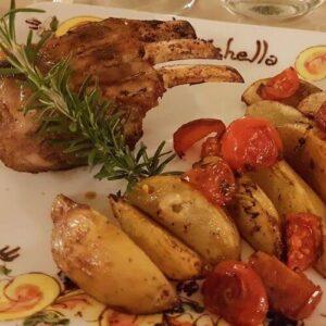 義大利埃里切 Erice (西西里語 Èrici) 必吃 - Ristorante La Rustichella