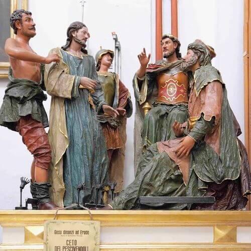 義大利特拉帕尼 Trapani (西西里語 Tràpani) 必玩 - Chiesa Anime Sante del Purgatorio 煉獄靈魂教堂