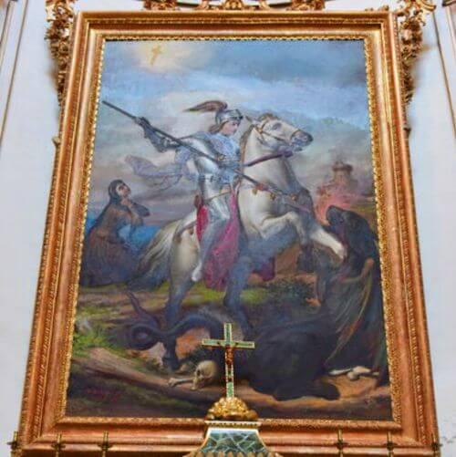 義大利拉古薩 Ragusa (西西里語 Rausa)必玩 - Chiesa Madre San Giorgio 聖喬治大教堂