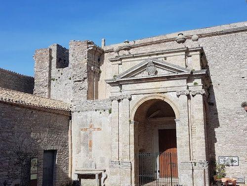 義大利埃里切 Erice (西西里語 Èrici) 必玩 - Chiesa E Convento San Domenico 聖多梅尼科教堂