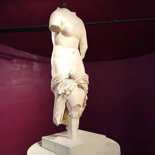義大利馬薩拉 Marsala (西西里語 Maissala) 必玩 - Parco Archeologico di Lilibeo 利比奧考古博物館