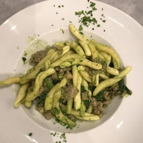 義大利拉古薩 Ragusa (西西里語 Rausa)必吃 - Basilico