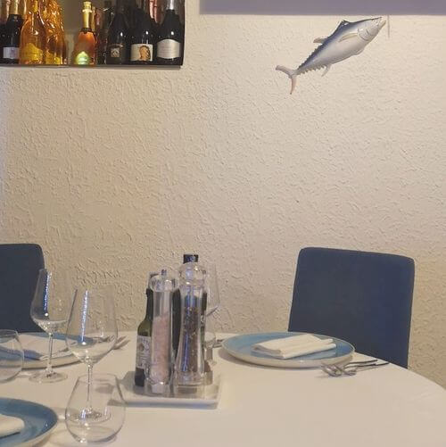 義大利拉古薩 Ragusa (西西里語 Rausa)必吃 - Dioniso fish Restaurant
