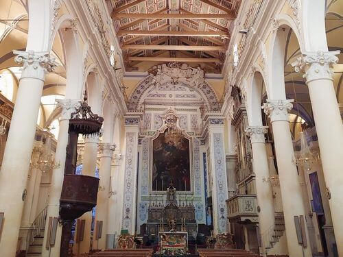 義大利莫迪卡 = 莫迪克 Modica (西西里語 Muòrica)必玩 - Chiesa di Santa Maria di Betlem 聖瑪麗亞·迪·貝特勒姆教堂