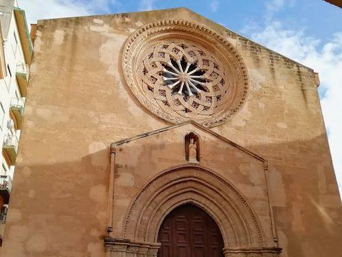 義大利特拉帕尼 Trapani (西西里語 Tràpani) 必玩 - Chiesa di S. Agostino 聖奧斯丁諾教堂