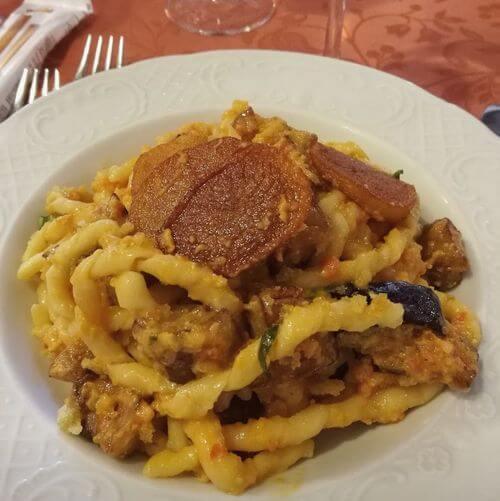 義大利埃里切 Erice (西西里語 Èrici) 必吃 - Ristorante Monte San Giuliano