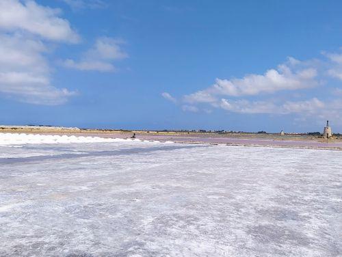義大利馬薩拉 Marsala (西西里語 Maissala) 必玩 - Riserva Naturale Isole dello Stagnone di Marsala 鹽田瀉湖保護區