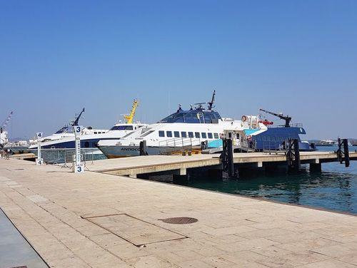 義大利特拉帕尼 Trapani (西西里語 Tràpani) 必玩 - Porto di Trapani 特拉帕尼港