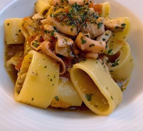 """義大利拉古薩 Ragusa (西西里語 Rausa)必吃 - Ristorante """"Cucina & Vino"""""""