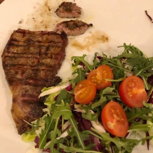 義大利諾托 Noto (西西里語 Notu) 必吃 - Efesto Ristorante & Steakhouse