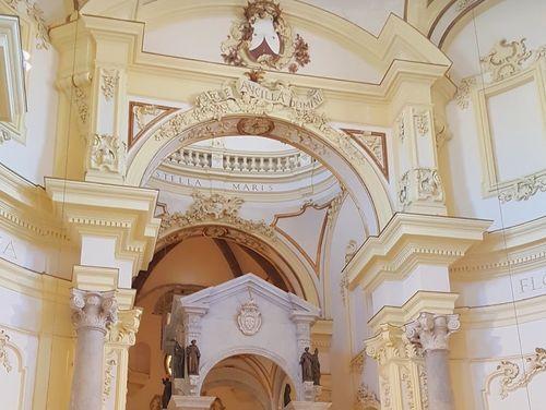 義大利特拉帕尼 Trapani (西西里語 Tràpani) 必玩 - Basilica-santuario di Maria Santissima Annunziata 聖母領報聖殿