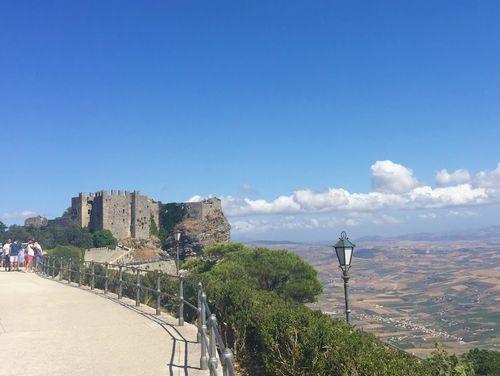 義大利埃里切 Erice (西西里語 Èrici) 必玩 - Castello di Venere 維納斯城堡
