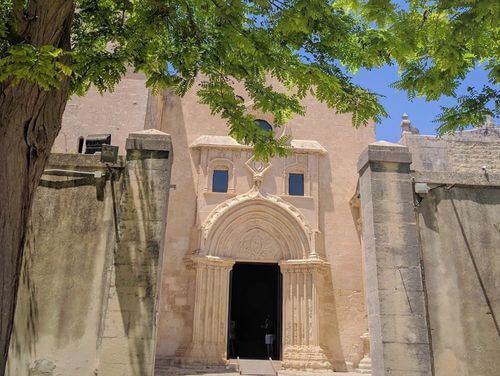 義大利莫迪卡 = 莫迪克 Modica (西西里語 Muòrica)必玩 - Chiesa di Santa Maria del Gesù 聖瑪麗亞教堂