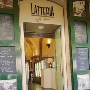 義大利莫迪卡 = 莫迪克 Modica (西西里語 Muòrica)必吃 - Latteria - Caffè Storico