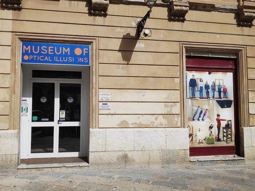 義大利特拉帕尼 Trapani (西西里語 Tràpani) 必玩 - MOOI - Museum Of Optical Illusions Trapani 視覺博物館