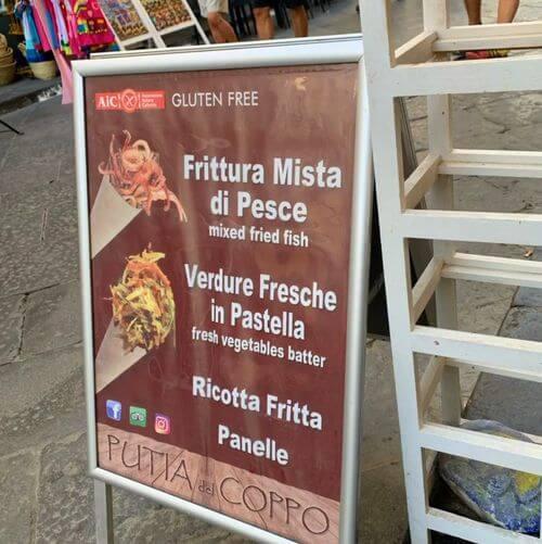 義大利諾托 Noto (西西里語 Notu) 必吃 - Putia del Coppo Noto