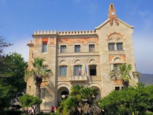 義大利法維尼亞納島 Isola di Favignana (西西里語 Faugnana) 必玩 -Palazzo Florio 弗洛里奧別墅