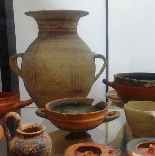 義大利拉古薩 Ragusa (西西里語 Rausa)必玩 - Museo Archeologico Ibleo di Ragusa 伊布洛考古博物館
